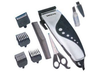Heavy Duty Electric Nova Hair Trimmer & Clipper at Lowest Online Price at 309 - Best Online Offer