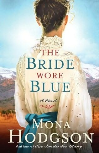 The Bride Wore Blue by Mona Gansberg Hodgson | Christian Fiction | Vivian Sinclair leaves Maine behind to move to Cripple Creek, Colorado, where her sisters live, but she finds it difficult to leave the mistakes of her past behind, especially when the only job that she can find is in a brothel. | Find it at PCLS: http://catalog.popelibrary.org/polaris/Worth Reading, Mona Hodgson, Wore Blue, Sinclair Sisters, Book Worth, Brides Wore, Cripple Creek, Book Reviews, The Brides