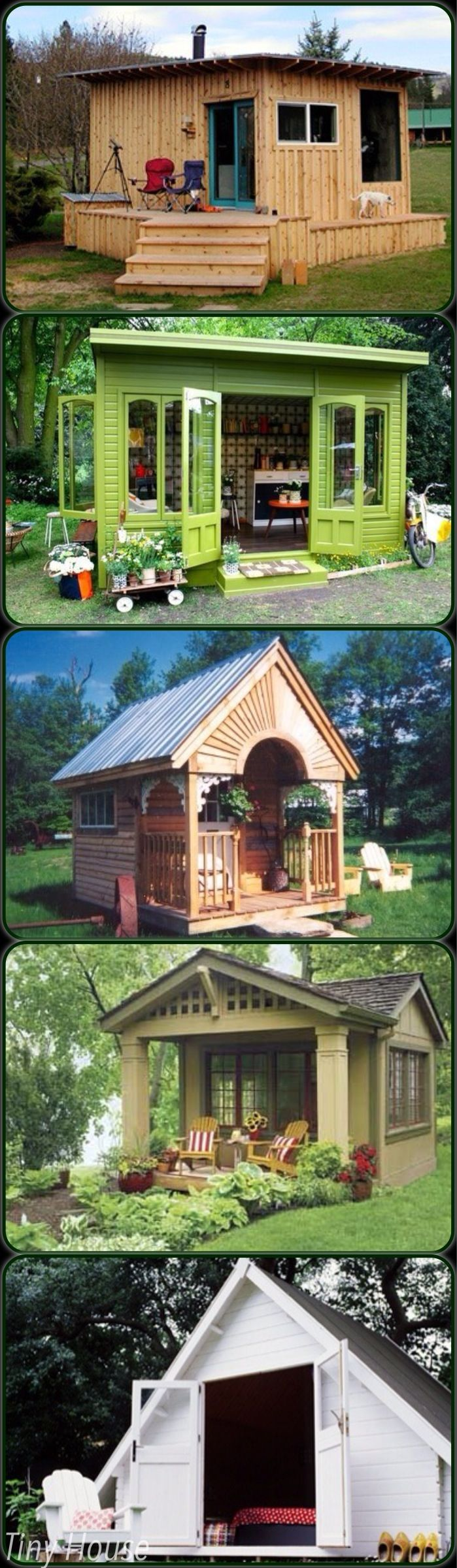 Best 25 backyard guest houses ideas on pinterest for Guest house construction cost