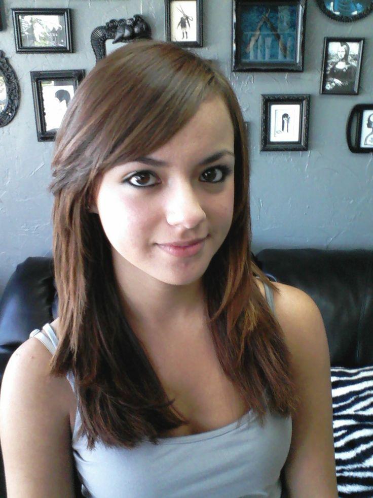 Blended Highlights For Brunettes Spring Hair Styles