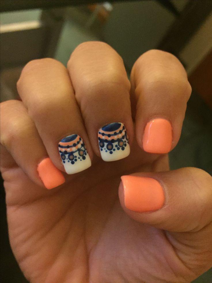 Best 25+ Lace nail design ideas on Pinterest | Lace nail ...