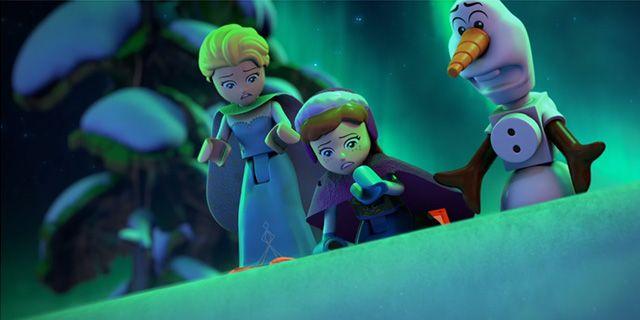 LEGO Disney Frozen Northern Lights - Trailer ufficiale dei nuovi corti - Sw Tweens