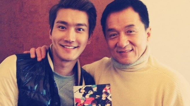 Jackie Chan and Super Junior's Choi Siwon to Appear on 'Running Man' Together