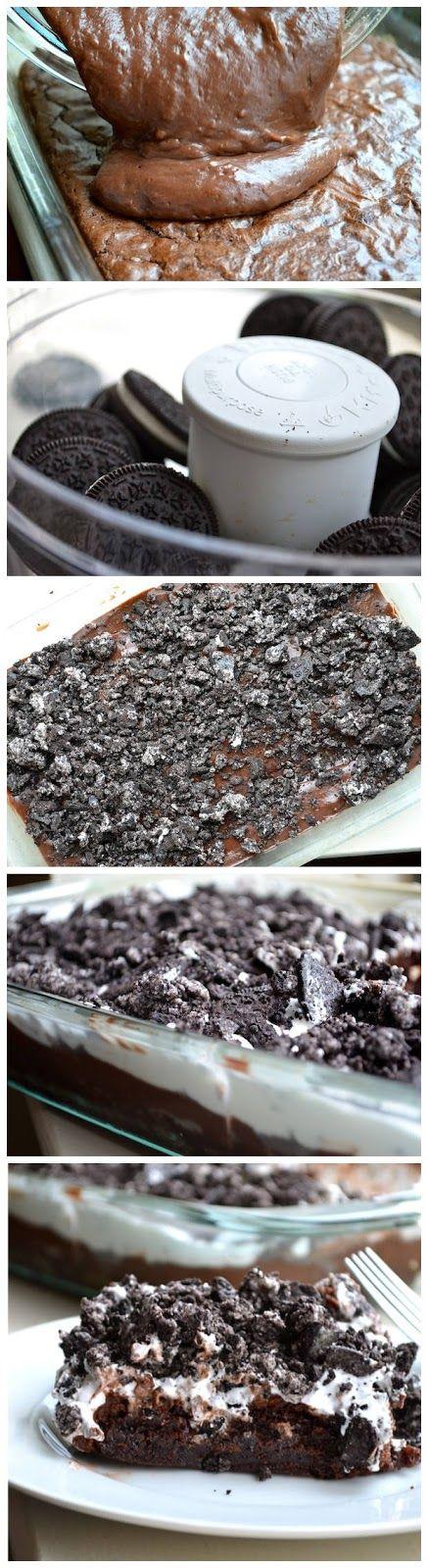 Normal Recipe: Chocolate Lasagna