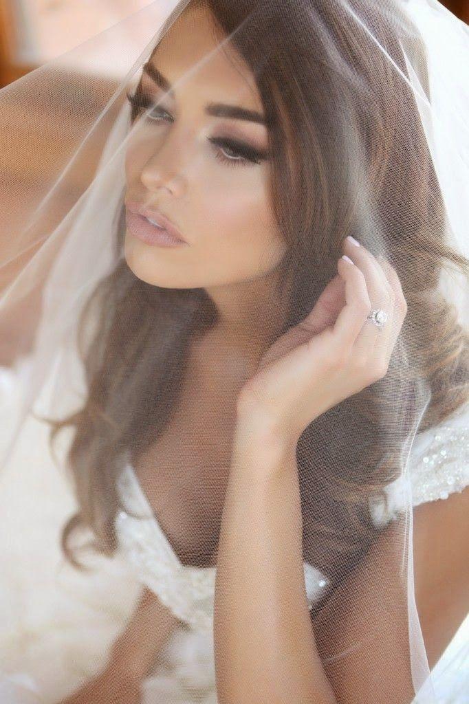 Chic and Silk: BRIDAL: Νυφικό Μακιγιάζ! 40 Διαφορετικές Ιδέες!