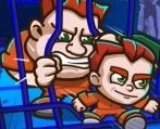 Hırsız Kardeşler 2 oyunumuz birinci bölümün devamı ile ücretsiz olarak oynayabilirsiniz. yapmanız gereken iki kardeşin yaptığı hırsızlığa sizinde yardım etmelisniz. iki kişilik oyunlar kategorisinin son oyunlarındadır.iyi eğlenceler