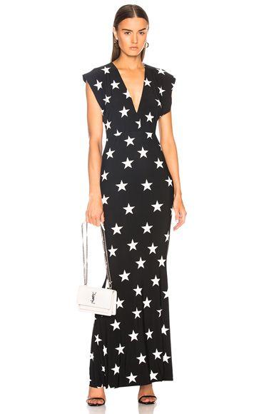 98087bcdbd7 V Neck Rectangle Dress. V Neck Rectangle Dress Norma Kamali ...