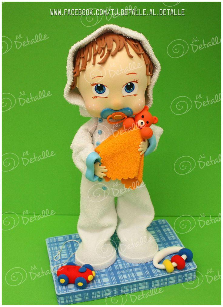Fofucho Bebé...  Visita y hazte fan mi página para descubrir más fotos / fofuchas!!