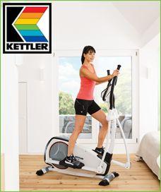 Spor salonunu evinize taşıyın. Kettler Eliptik Bisiklet modelleri…