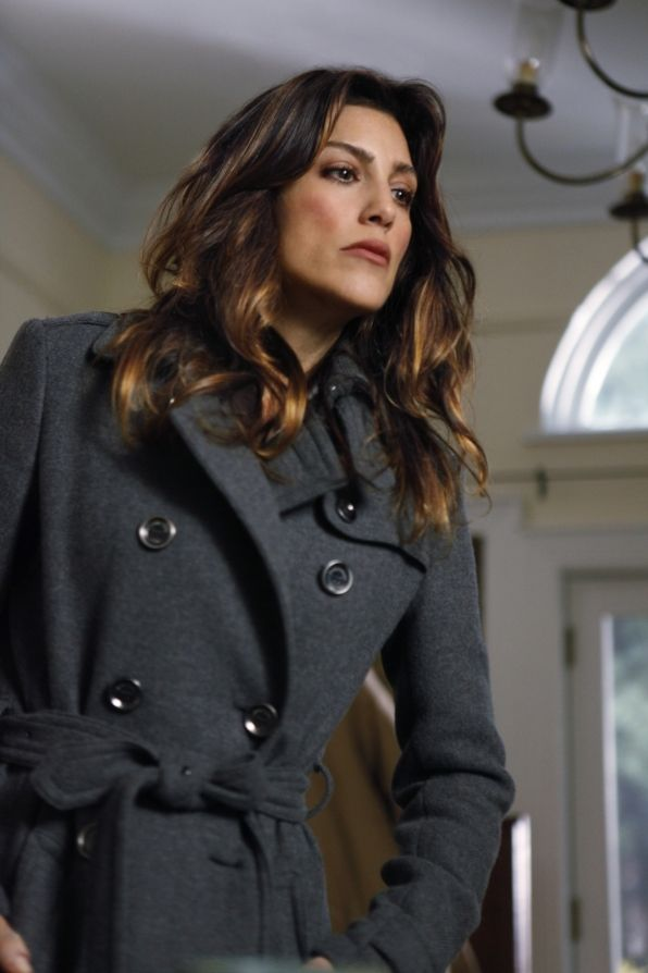 Jennifer Esposito on blue bloods - love this show