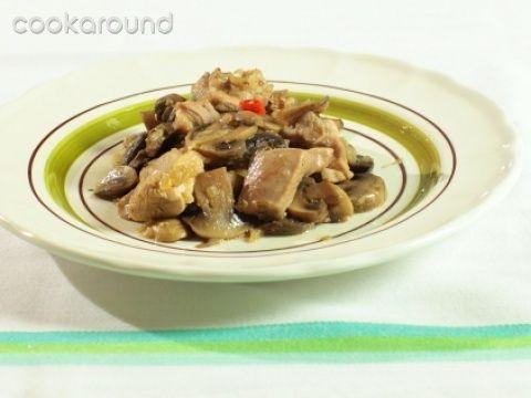 Bocconcini di tacchino ai funghi: Ricette di Cookaround | Cookaround