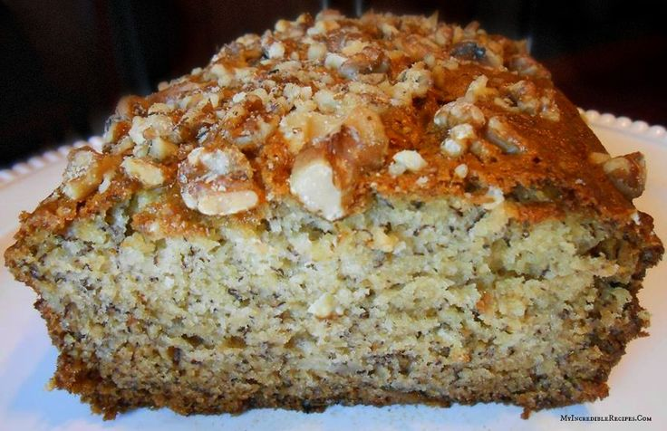 Southern Banana Bread (yes, it uses mayonnaise to make it extra yummy and soft!)