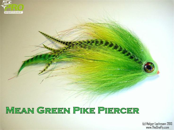 Good looking pike fly.  For more fly fishing and fly reels please follow and check out www.theflyreelguide.com   Also check out the original pinners site and support. Thanks  #flyfishing