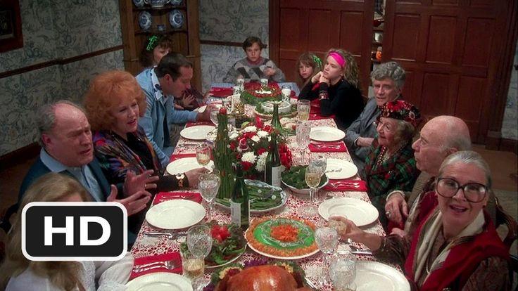 Christmas Vacation (8/10) Movie CLIP Turkey Dinner (1989