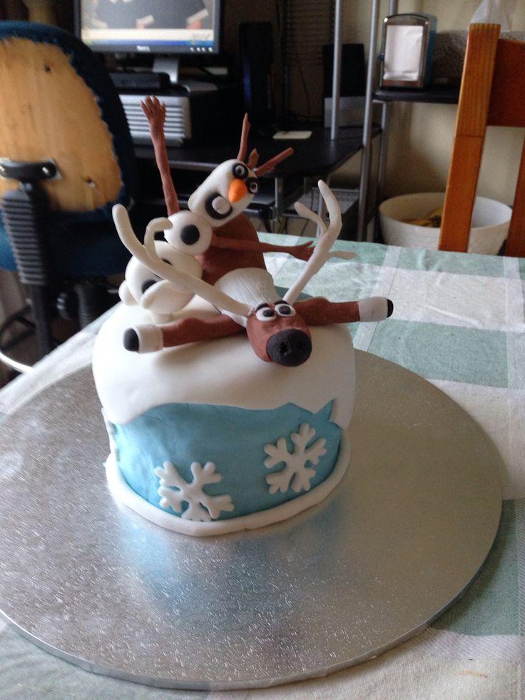 Olaf and Sven.