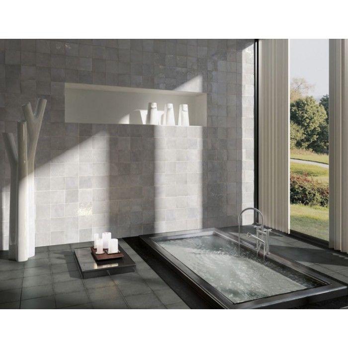 Carrelage Mural Faience Artisan 13 2x13 2cm Et 20x6 5cm 10