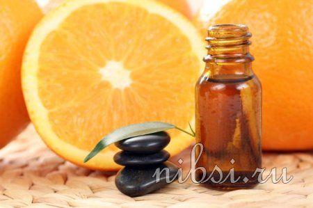эфирное масло апельсина своими руками