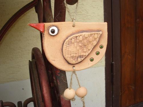 Ptáček na pověšení