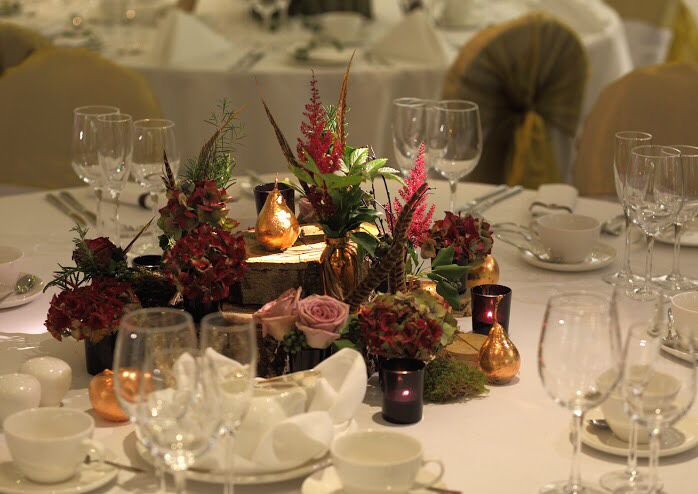 Wonderful Table centres