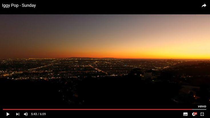 Игги Поп выпустил клип на песню Sunday - http://rockcult.ru/iggy-pop-video-sunday