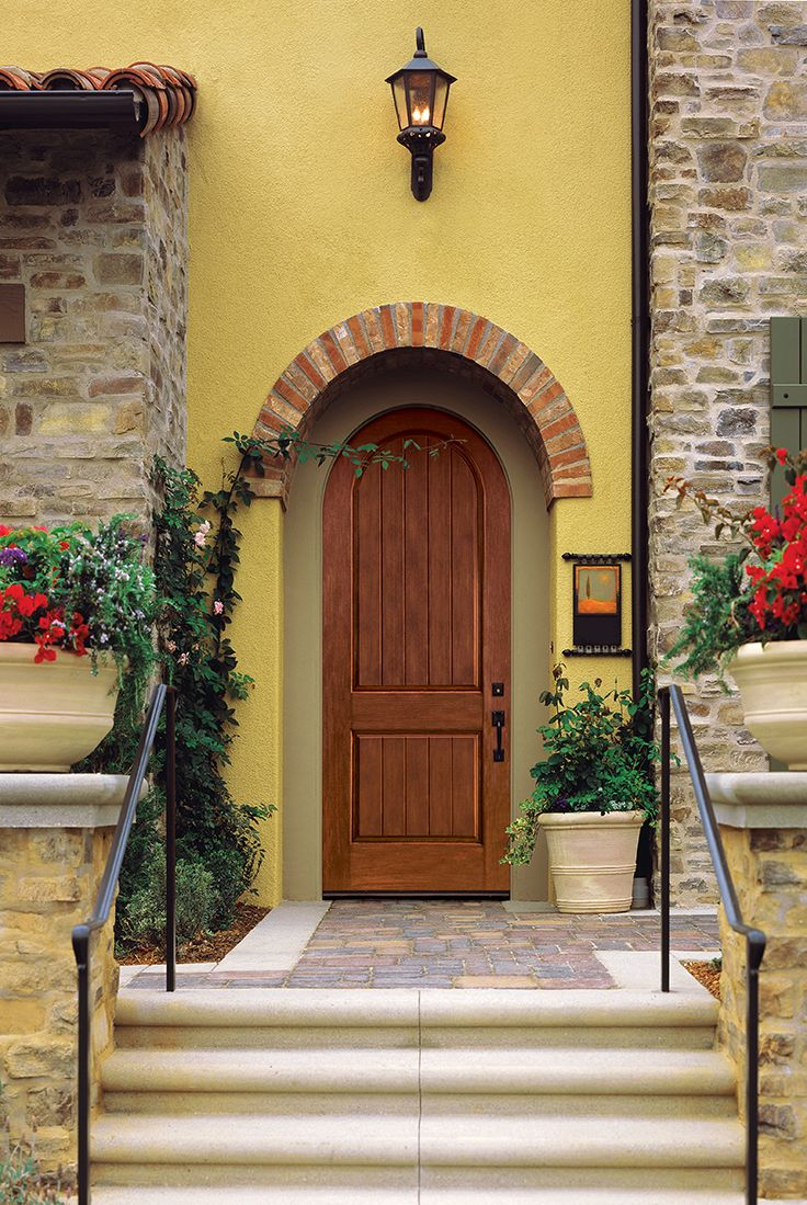 Fiberglass entry door systems wood doors - Fiberglass Entry Door Systems Classic Craft Rustic Add The Character Of A Rustic Entryway To Your Home S Southwestern Or European Co
