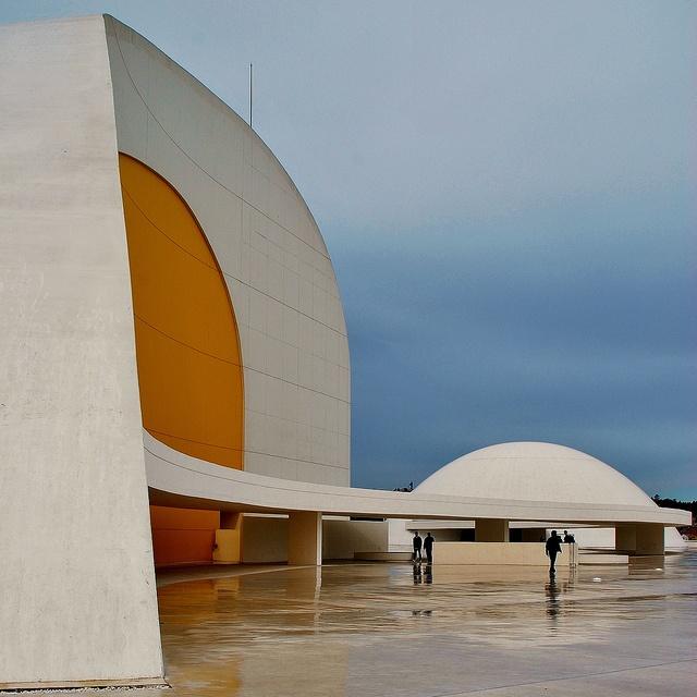 Centro Cultural Internacional Oscar Niemeyer Auditorio y Museo Aviles España