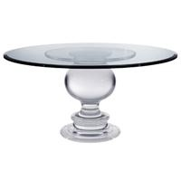 Lucite furniture-cast acrylic furniture from the Spectrum Collection