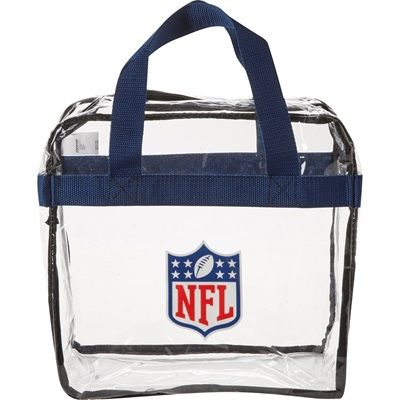 NFL London Games Clear Bag - required for the NFL London game at Twickenham