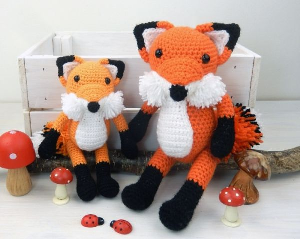Amigurumi Forest Animals : 17 Best images about amigurumi forest animals on Pinterest ...