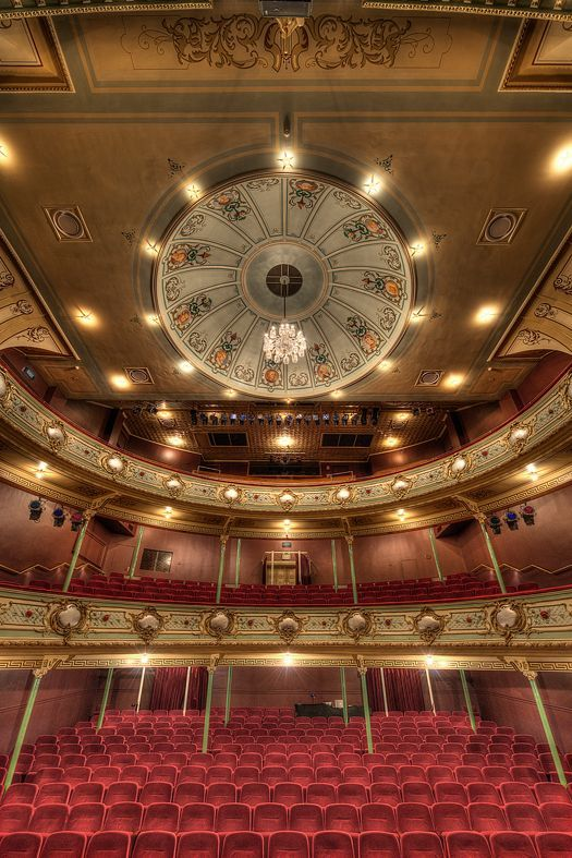 Theatre Royal, Hobart, Tasmania.