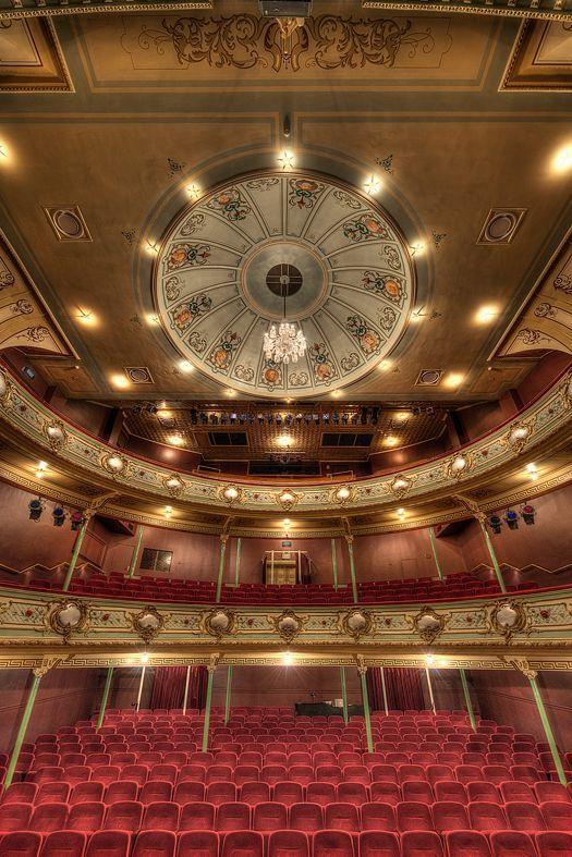Theatre Royal, Hobart, Tasmania.