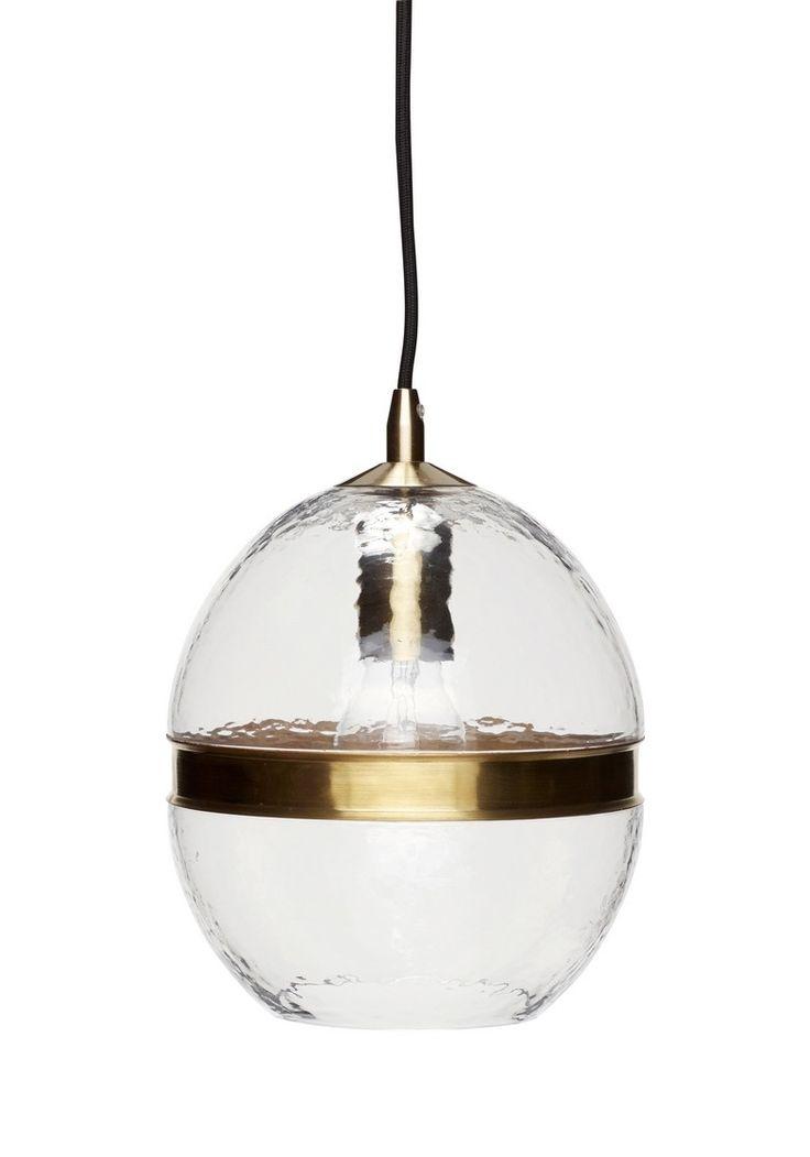 Lampa MODO od Hübsch 950415