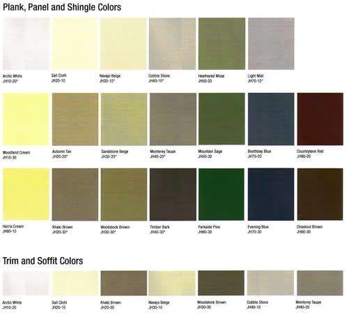 33 Best Certainteed Landmark Colors Images On Pinterest