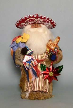 images of new mexican christmas | Christmas ornaments, Santas and nativities from The Shop - A Christmas ...