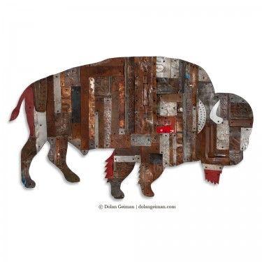 The Ranch Collection: Buffalo, By Dolan Geiman