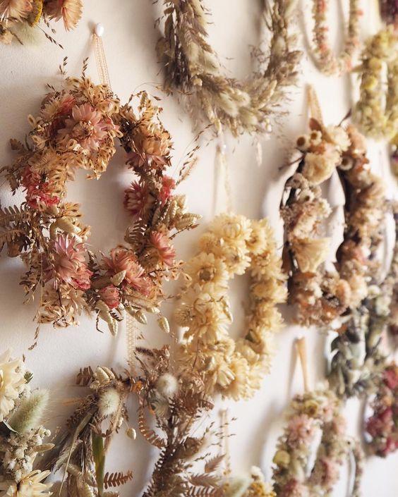 Autour des fleurs séchées – Marimerveille