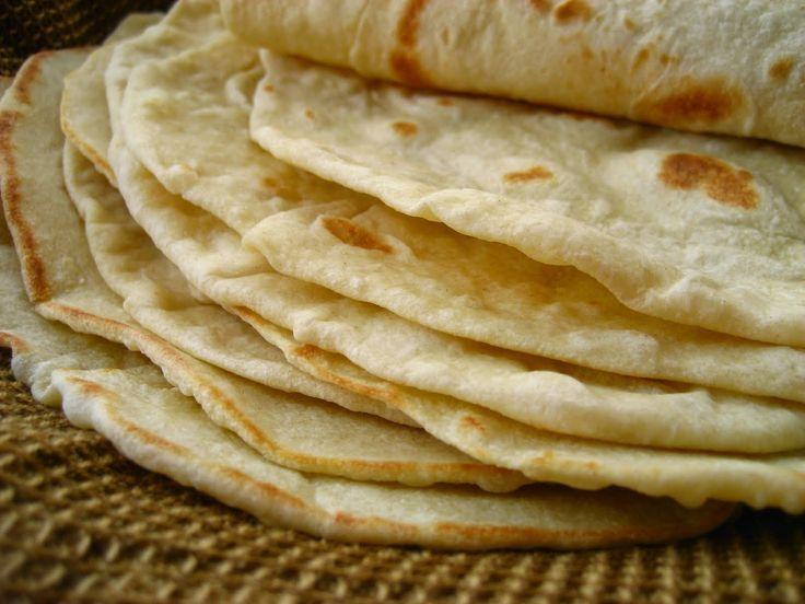 Como fazer Tortilhas mexicanas em casa | Creative