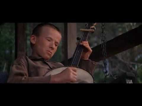 """Dueling Banjos"" From the Movie ~ Deliverance"