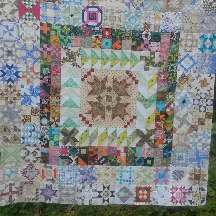 70 best 365 quilt challenge images on Pinterest | Sampler quilts ... : 365 days of quilting - Adamdwight.com