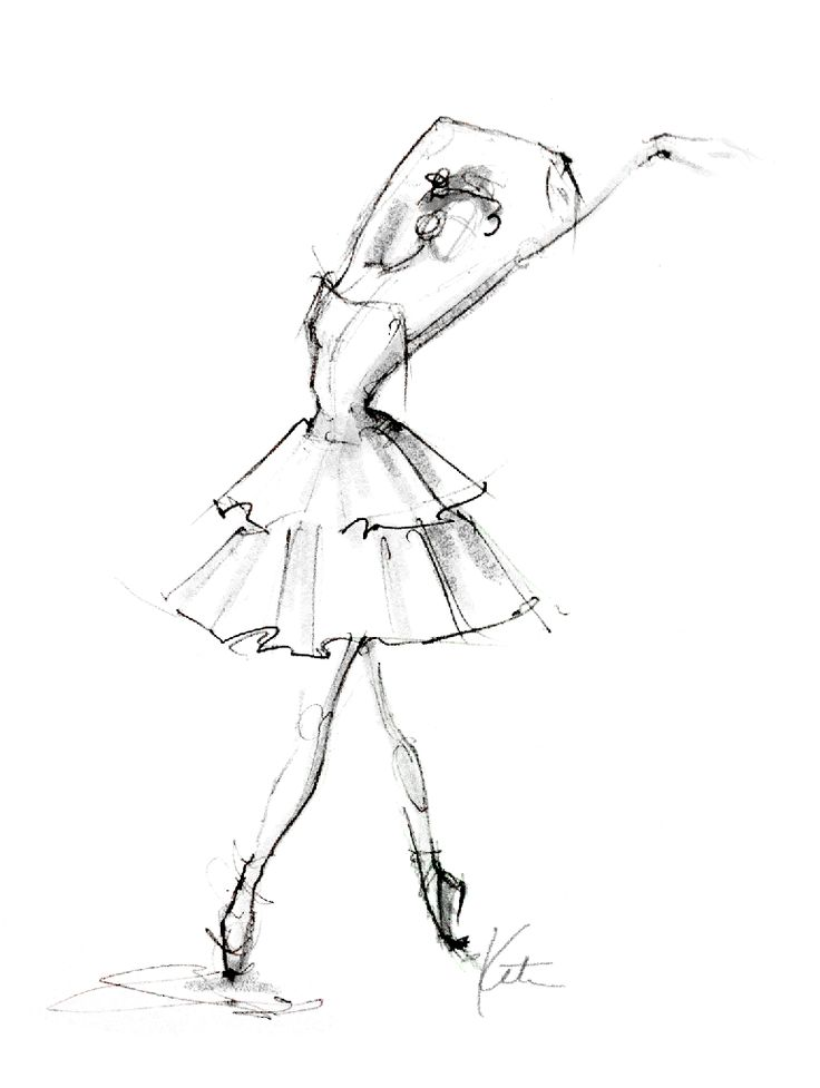 #PAPERFASHION Prima Ballerina