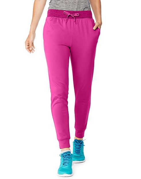 Hanes Sport Womens Performance Pant