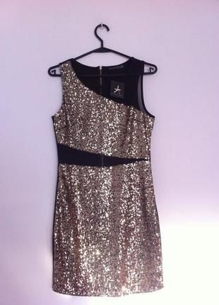 Kup mój przedmiot na #vintedpl http://www.vinted.pl/damska-odziez/krotkie-sukienki/10947496-nowa-imprezowa-sukienka-w-cekiny-atmosphere