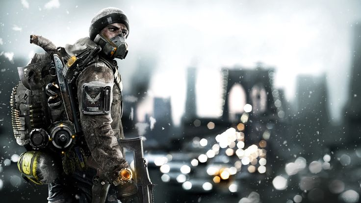 Download Tom Clancy's The Division Wallpaper