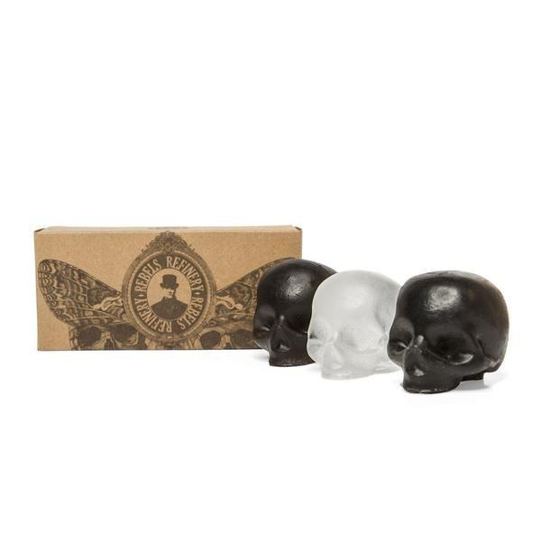 Skull 3-Pack Soap