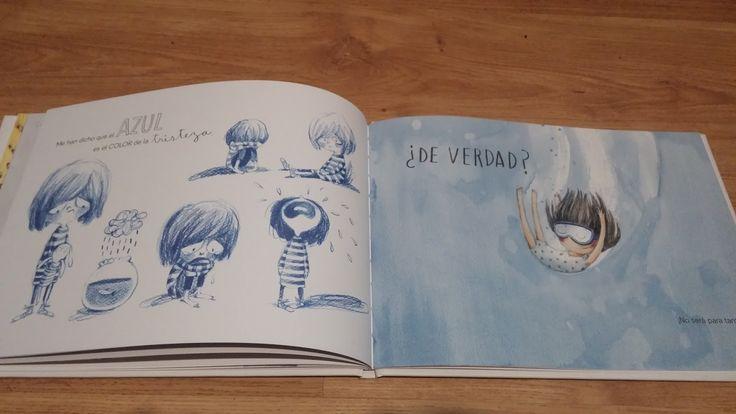Leer es viajar: ¿De qué color es un beso?- Rocio Bonilla