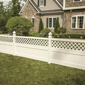 Best Vinyl Fence Fence Panels At Lowes Com Vinyl Fence Vinyl 640 x 480