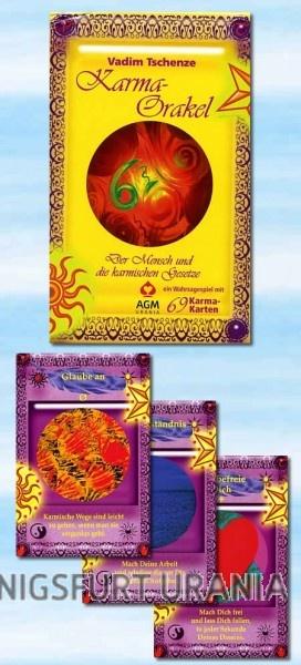 Karma Karten Orakel