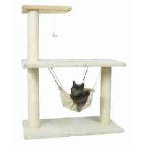 """Drapak dla kota"""" Morella"""" 96 cm -beżowy"""