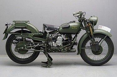 Moto Guzzi 1939 Alce 500cc 1 cyl ioe   2510