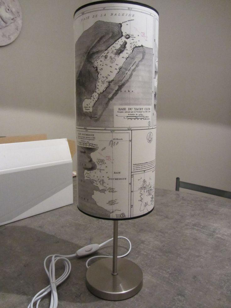 lampe de chevet des iles Kerguelen